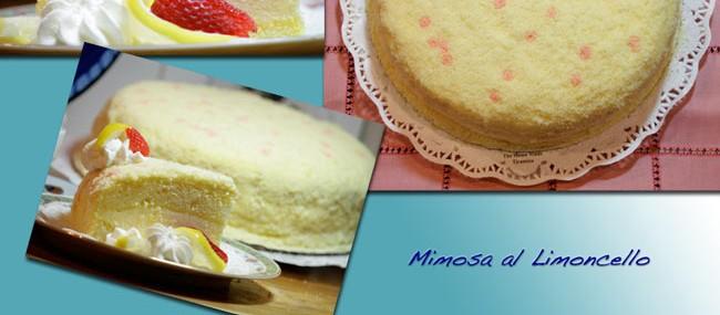 Mimosa al Limoncello